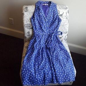Evan-Picone Polka dot dress